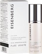 Parfumuri și produse cosmetice Ser hidratant pentru față - Eisenberg Pure White Essential Moisturising Serum