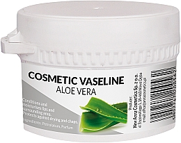 Parfumuri și produse cosmetice Крем для лица - Pasmedic Cosmetic Vaseline Aloe Vera