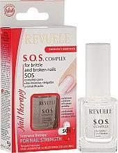 Parfumuri și produse cosmetice Complex de îngrijire pentru unghii - Revuele Nail Therapy