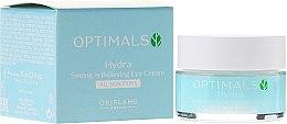 Parfumuri și produse cosmetice Cremă hidratantă de pleoape pentru toate tipurile de piele - Oriflame Optimals Hydra