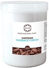 """Parfumuri și produse cosmetice Cremă pentru masaj """"Cofeină"""" - Yamuna Caffeine Massage Cream"""