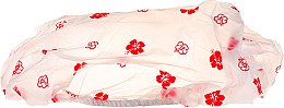 Духи, Парфюмерия, косметика Шапочка для душа, красные цветы 30369 - Top Choice