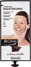 Parfumuri și produse cosmetice Mască de față - Iroha Nature Moisturizing Chocolate Creamy Mask