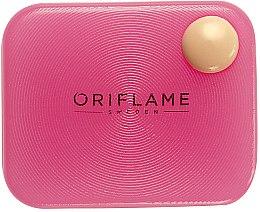 Parfumuri și produse cosmetice Burete de silicon pentru machiaj, roz - Oriflame