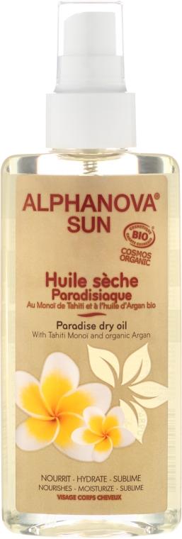 Ulei de corp - Alphanova Sun Dry Oil — Imagine N1
