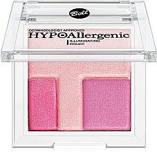 Parfumuri și produse cosmetice Fard de obraz hipoalergenic - Bell Hypoallergenic Illuminating Rouge