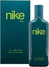Parfumuri și produse cosmetice Nike Spicy Attitude Man - Apă de toaletă