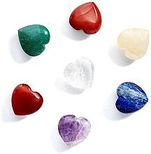 Parfumuri și produse cosmetice Pietre naturale ale energiei chakrelor - Crystallove Chakra Energy Stone Set