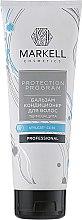 Parfumuri și produse cosmetice Balsam-Condiționer pentru protecția părului - Markell Cosmetics Protection Program