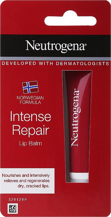 Balsam de buze revitalizant - Neutrogena Intense Repair Lip Balm