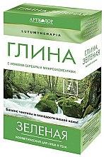 Parfumuri și produse cosmetice Argilă verde pentru față și corp - Artkolor
