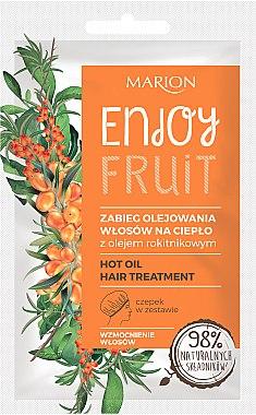 Ulei de păr - Marion Enjoy Fruit Hot Oil Hair Treatment