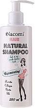 Parfumuri și produse cosmetice Șampon de păr - Nacomi Natural Regenerating Shampoo