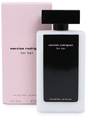 Narciso Rodriguez For Her - Loțiune de corp