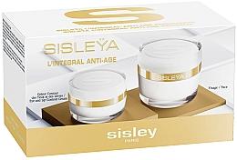 Parfumuri și produse cosmetice Set - Sisley L'Integral Anti-Age Face-Eye Set (f/cr/50ml + lip/eye/cr/15ml)
