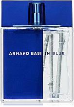 Parfumuri și produse cosmetice Armand Basi In Blue - Apă de toaletă (tester cu capac)