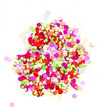 Блестки для ногтей - Neess Crazy Dots Effect — фото N2