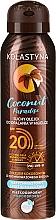 Parfumuri și produse cosmetice Ulei uscat pentru bronz - Kolastyna Coconut Paradise Oil SPF20