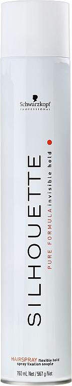 Спрей для волос эластичной фиксации - Schwarzkopf Professional Silhouette Flexible Hold Hairspray
