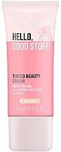 Parfumuri și produse cosmetice Cremă tonifiantă - Essence Hello Good Stuff! Tinted Beauty Cream
