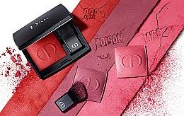 Fard de obraz - Christian Dior Rouge Blush — Imagine N3