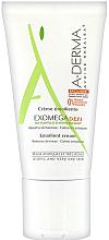 Parfumuri și produse cosmetice Cremă pentru piele foarte sensibilă sau cu dermatită atopică - A-Derma Exomega D.E.F.I Emollient Cream