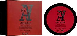 Parfumuri și produse cosmetice Gel de păr pentru coafat - I.C.O.N. MR. A. Gelatin Pliable Gel Wet Finish