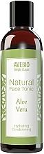 Parfumuri și produse cosmetice Tonic natural pentru față - Avebio Natural Face Tonic Aloe Vera