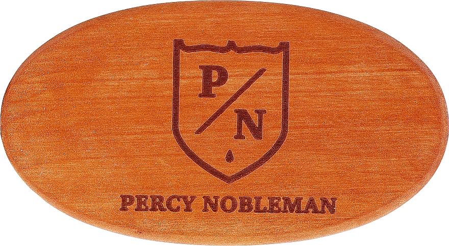 Perie pentru barbă - Percy Nobleman Beard Brush — Imagine N2