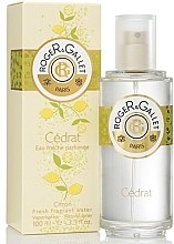 Parfumuri și produse cosmetice Roger & Gallet Cedrat - Apă de parfum