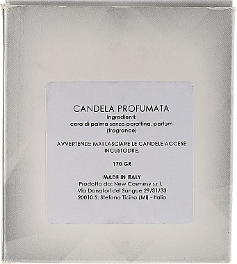 Lumânare parfumată - Chic Parfum Bouquet Di Gelsomino Candle — Imagine N2