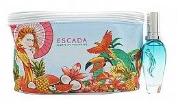 Parfumuri și produse cosmetice Escada Born in Paradise - Set (edt/30ml + bag)