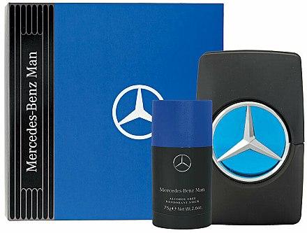 Mercedes-Benz Mercedes-Benz Man - Set (edt/100ml + deo/75g) — Imagine N1