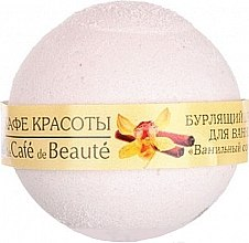 """Parfumuri și produse cosmetice Bilă de baie efervescentă """"Sorbet de vanilie"""" - Le Cafe de Beaute Bubble Ball Bath"""
