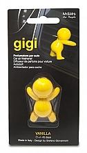 Духи, Парфюмерия, косметика Ароматизатор для авто - Mr&Mrs Gigi Car Freshener Yellow Vanilla