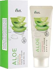Духи, Парфюмерия, косметика Cremă cu extract de aloe pentru mâini - Ekel Natural Intensive Aloe Hand Cream