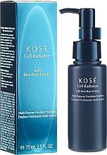 Parfumuri și produse cosmetice Emulsie hidratantă - Kose Cellular Radiance Multi-Purpose Emulsion Hydrator