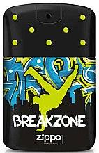 Parfumuri și produse cosmetice Zippo BreakZone for Him - Apă de toaletă (tester) 75ml