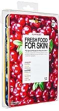 Parfumuri și produse cosmetice Set - Super Food For Skin Facial Sheet Mask Set (f/mask/5x25ml)