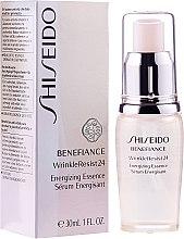 Parfumuri și produse cosmetice Esență pentru față - Shiseido Benefiance WrinkleResist 24 Energizing Essence