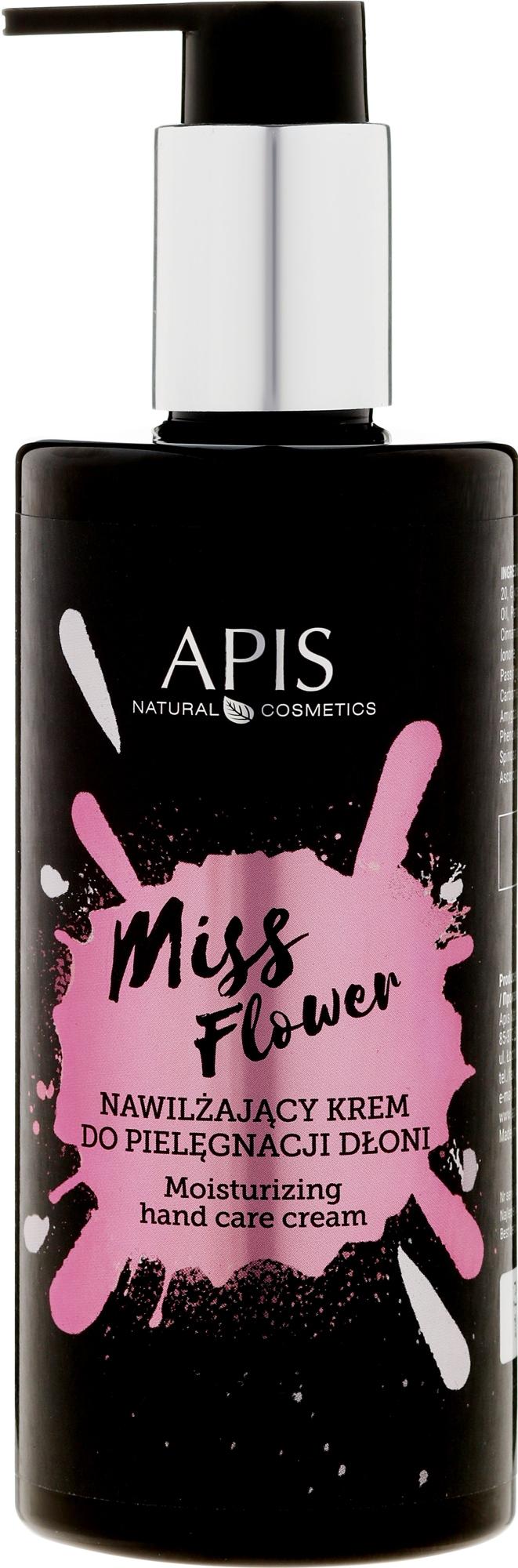 Cremă de mâini - APIS Professional Miss Flower Hand Cream — Imagine 300 ml