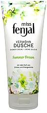 """Parfumuri și produse cosmetice Cremă de corp """"Summer Dream"""" - Fenjal Miss Summer Dream Shower Cream"""