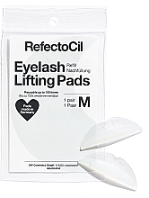 Parfumuri și produse cosmetice Pernuțe din silicon pentru liftingul genelor - RefectoCil Eyelash Lifting Pads M