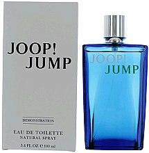 Parfumuri și produse cosmetice Joop! Jump - Apă de toaletă (tester cu capac)