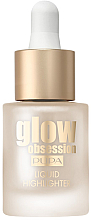 Parfumuri și produse cosmetice Iluminator lichid pentru față - Pupa Glow Obsession Liquid Highlighter