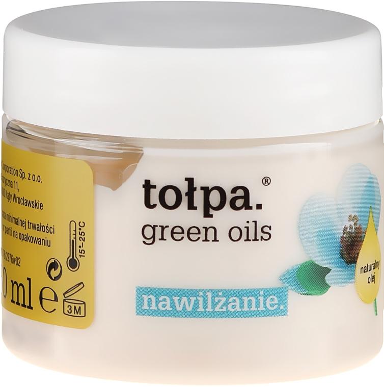 Увлажняющий крем для лица - Tolpa Green Oils Moisturizing Cream — фото N2