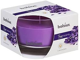 """Parfumuri și produse cosmetice Lumânare parfumată """"Lavandă"""", 63x90 mm - Bolsius"""
