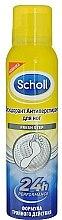 Parfumuri și produse cosmetice Antiperspirant pentru picioare - Scholl Fresh Step Antiperspirant