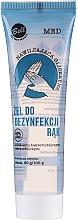 Parfumuri și produse cosmetice Gel de dezinfectare a mâinilor - Bell Med-Gel 60% Ethanol (tub)