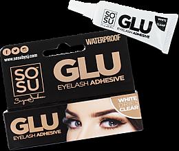 Parfumuri și produse cosmetice Adeziv pentru gene false - Sosu by SJ Glue Eyelash Adhesive Clear